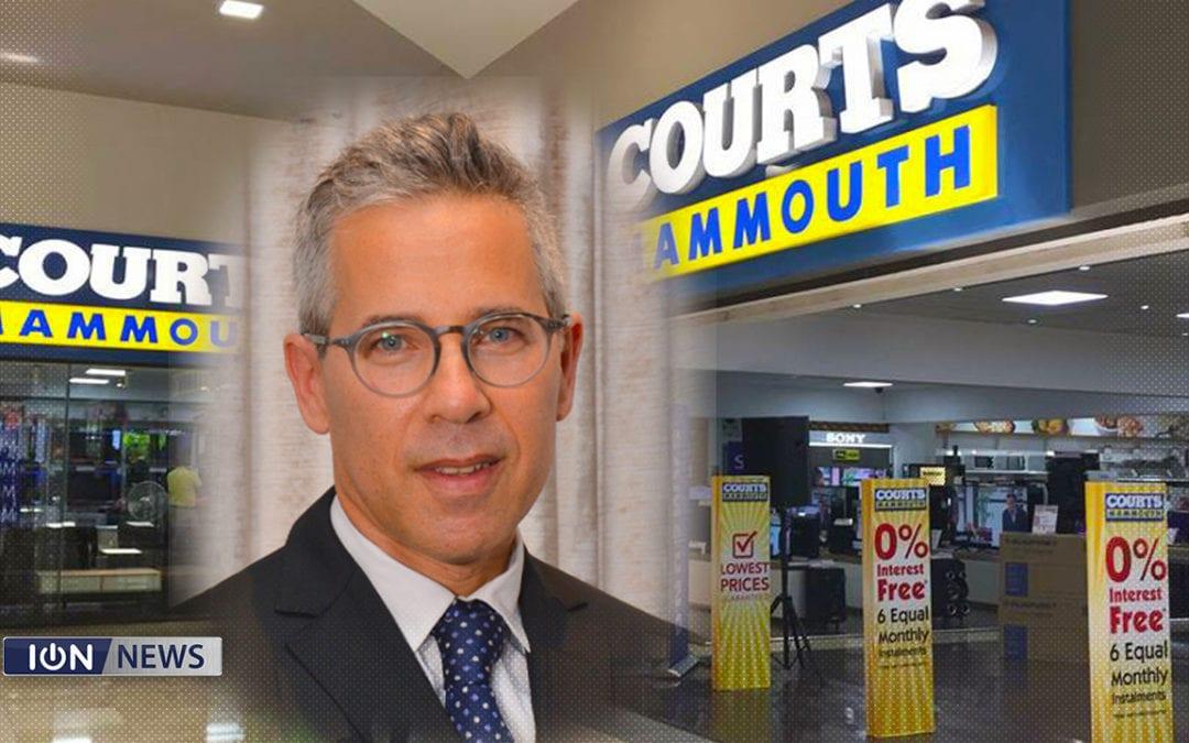 Courts Mammouth maintient sa croissance malgré la crise