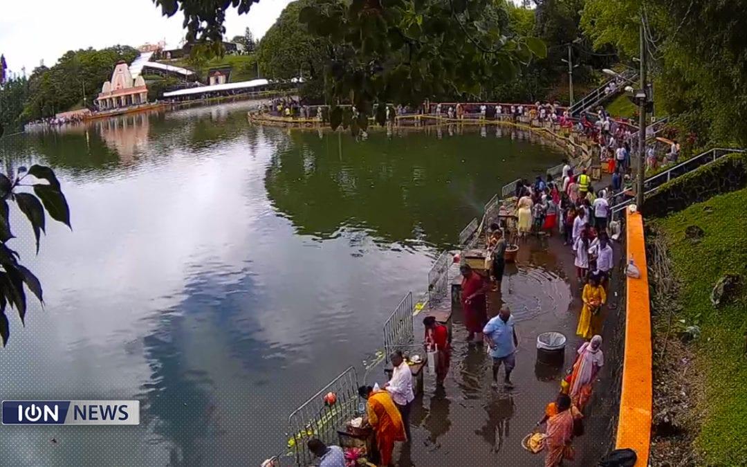 Bhojraj Ghoorbin : « Ne vous rendez pas tant que possible au Grand Bassin et si vous êtes déjà en route prenez les précautions sanitaires ».