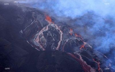 [La Réunion] Première éruption du piton de La Fournaise pour 2020