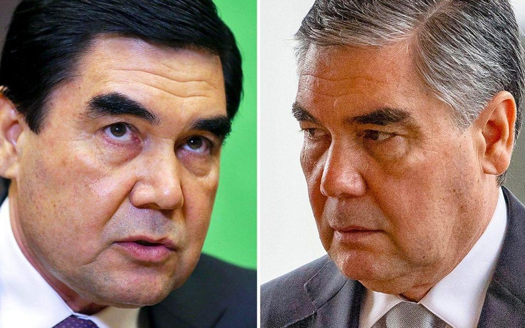 Au Turkménistan, les hommes ne peuvent plus se teindre les cheveux en noir