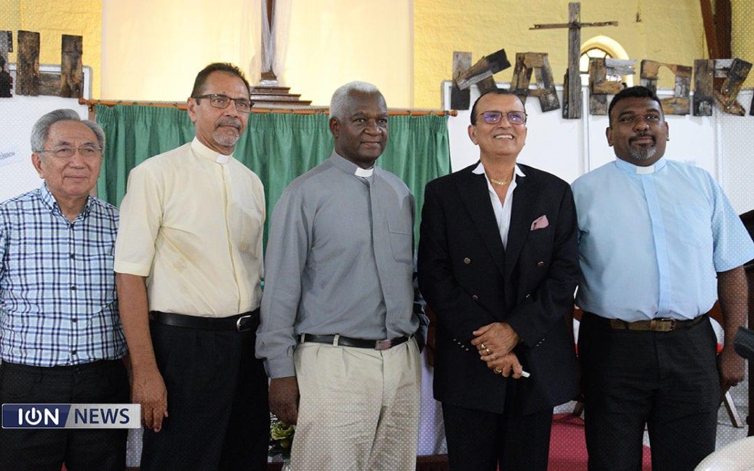 [Vidéo] Le chef de l'Eglise anglicane intronisé le 23 février à la cathédrale St-James