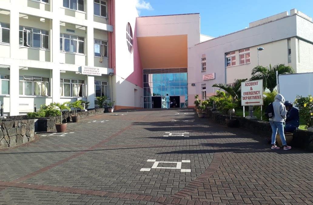 Covid-19 : Des médecins de l'hôpital Victoria en quête d'équipements de protection