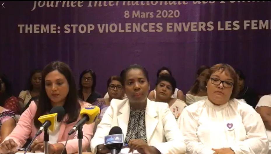 8-Mars: Les déléguées du MMM réfléchissent sur les violences faites aux femmes