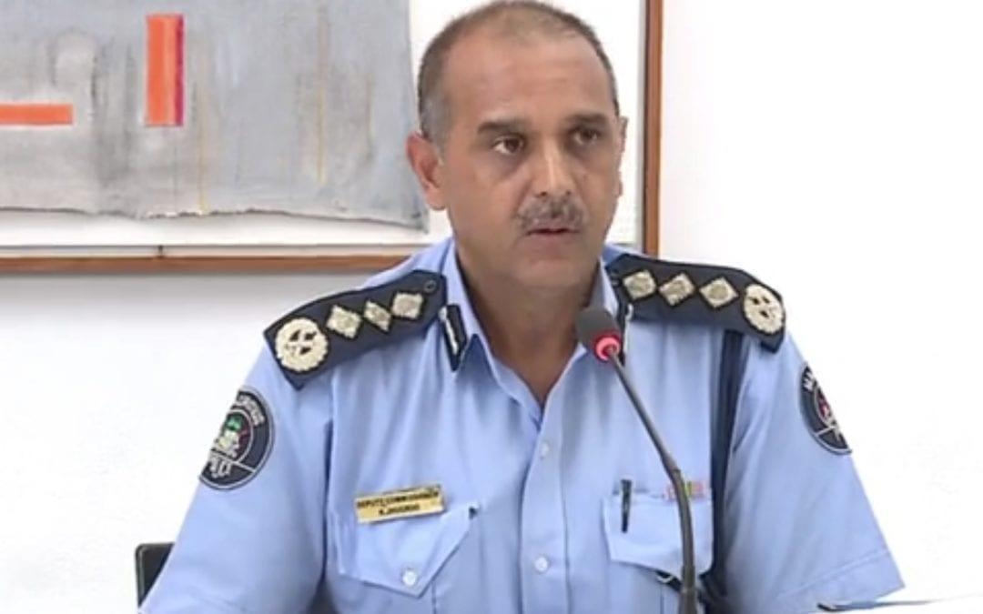 DCP Jhugroo : « Il faut porter son masque. 14 000 personnes ont été prises en contravention »