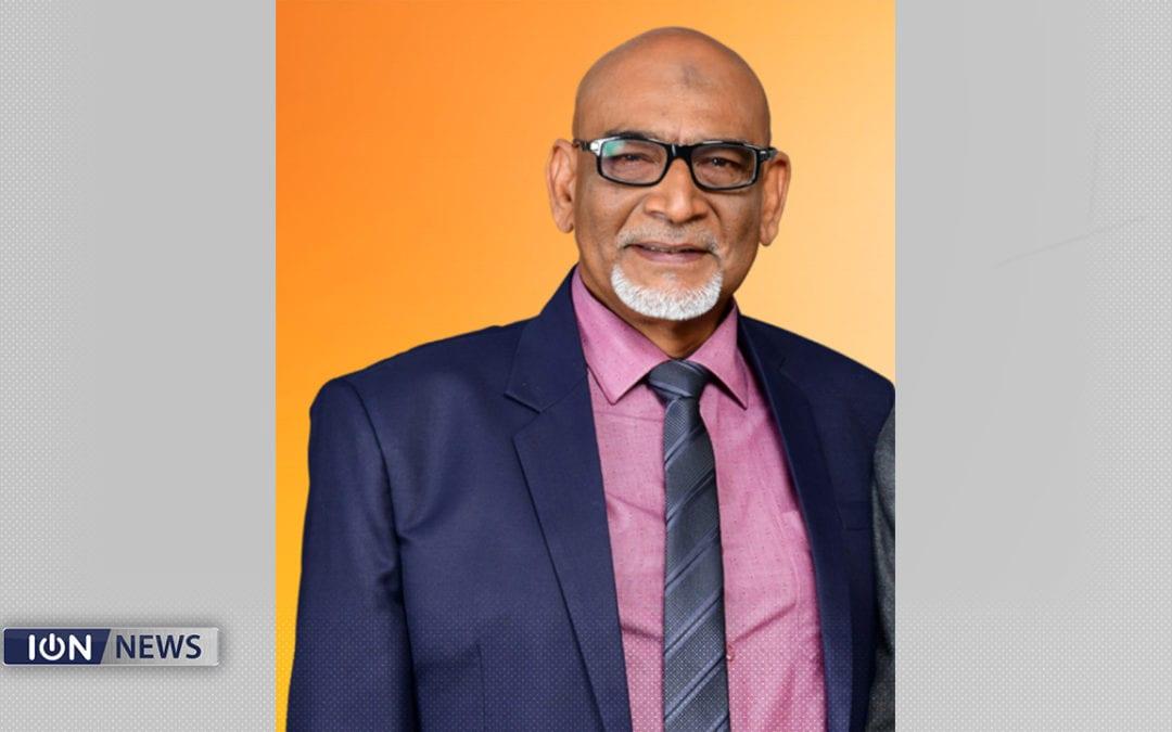 Mahmad Bocus nommé chairman de la Competition Commission