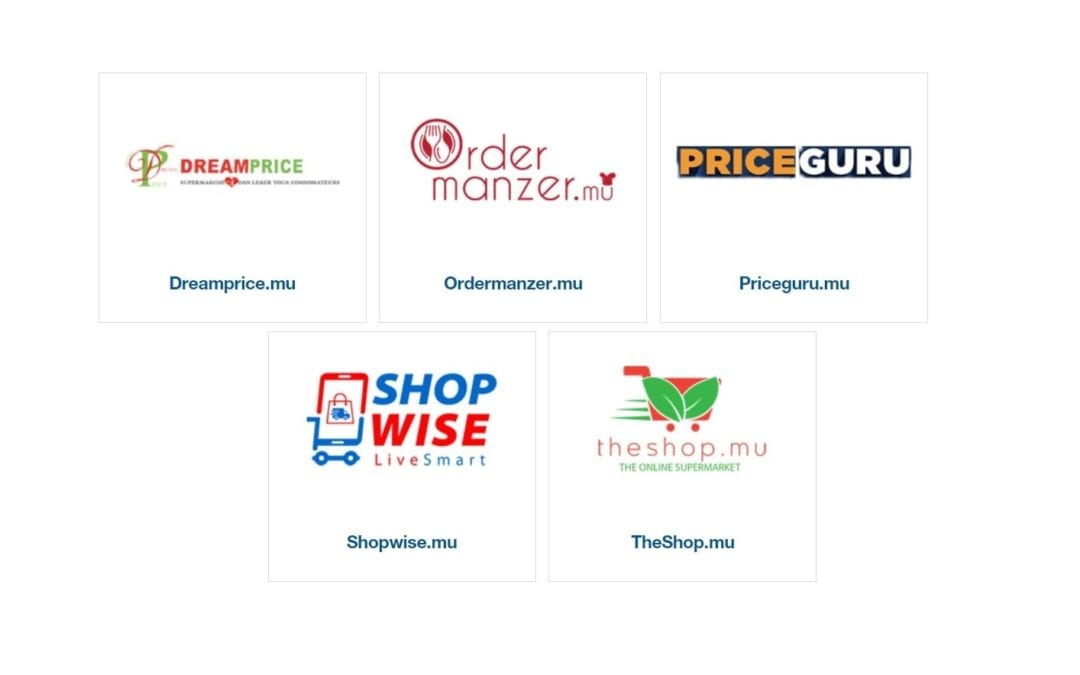 [Vidéo] Les provisions de base disponibles sur 5 sites d'e-commerce ce 27 mars
