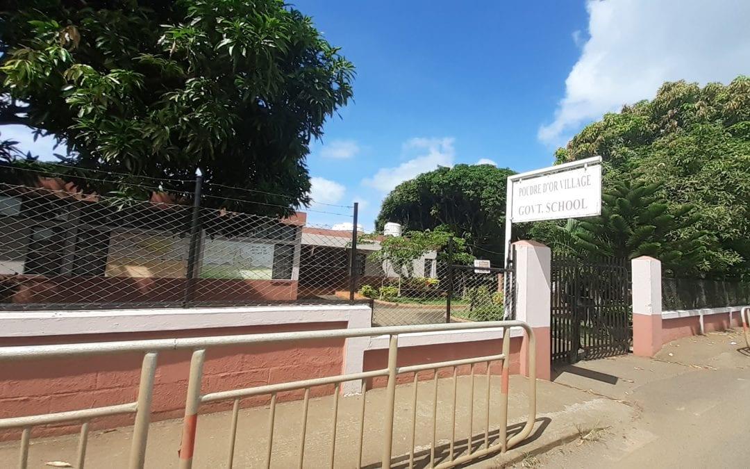 Covid-19 : Un cas suspect à Camp-Diable Government School