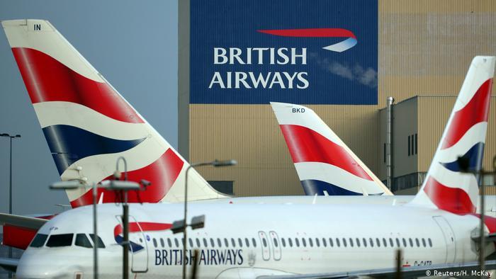 Covid-19 : British Airways procédera à la mise à pied de 12 000 salariés