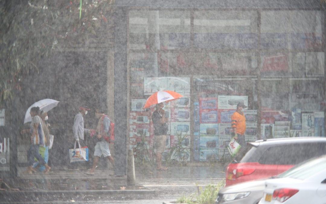 [Météo] De la pluie prévue dans l'après-midi