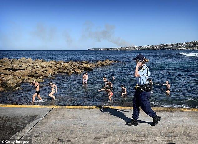Covid-19 : Les plages de Sydney interdites de nouveau pour non-respect de la distanciation sociale