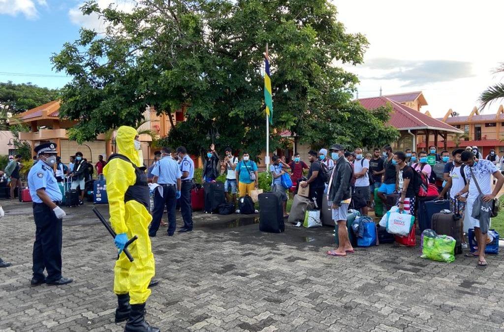 Covid-19 : Le cas d'un Mauricien en quarantaine inquiète