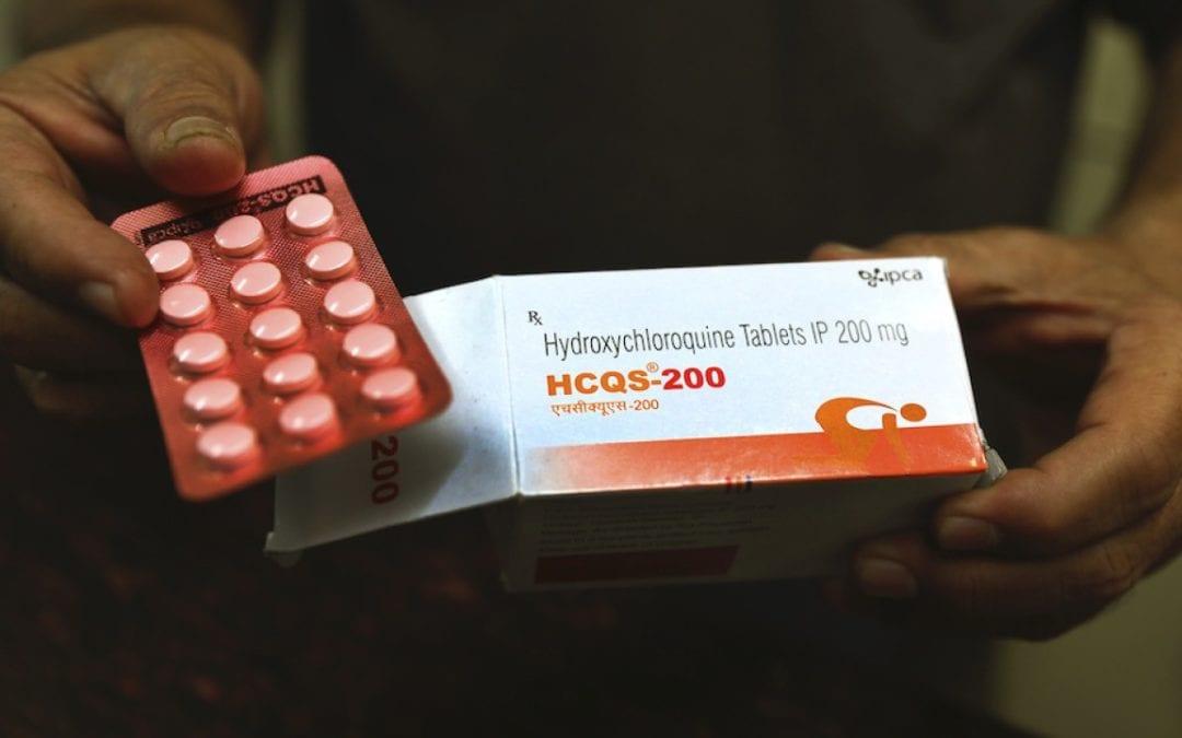 L'hydroxychloroquine tue plus qu'il ne guérit les patients du Covid-19 selon une étude