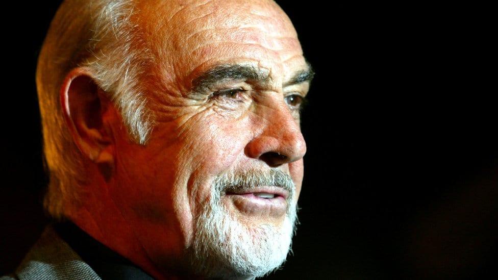 Adieu Sean Connery