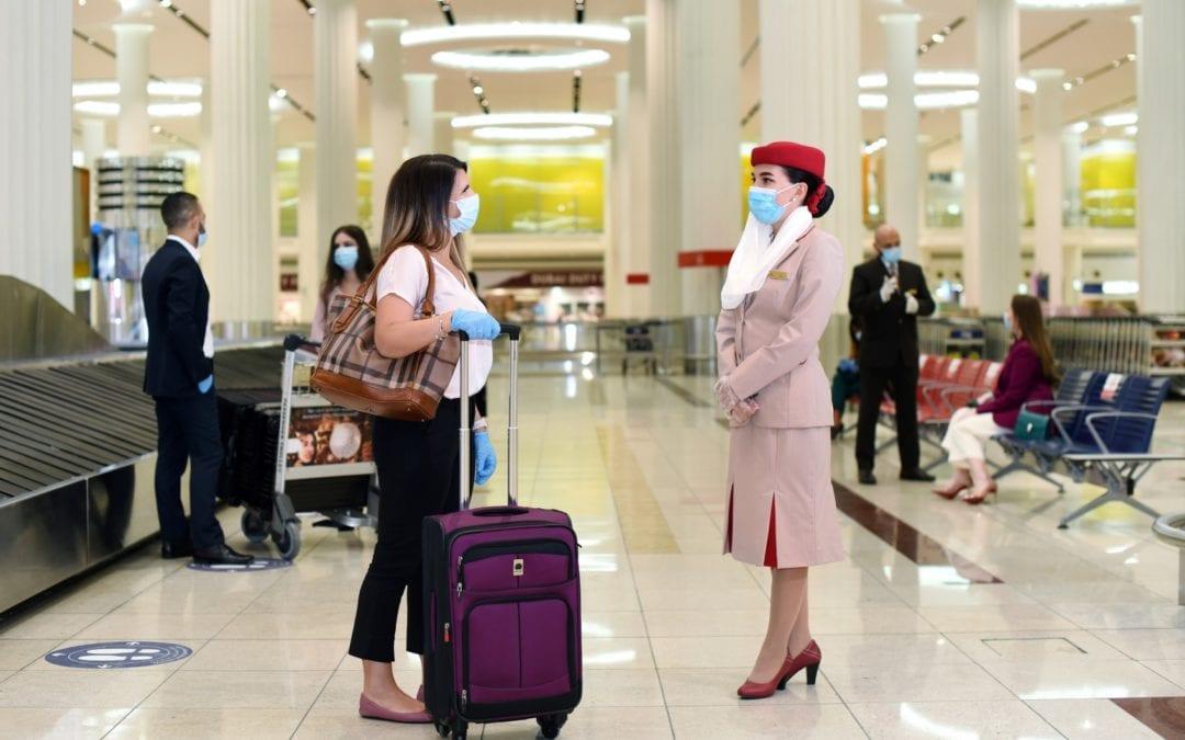 [Covid-19] Emirates : Après des frais médicaux gratuits, un parcours biométrique sans contact