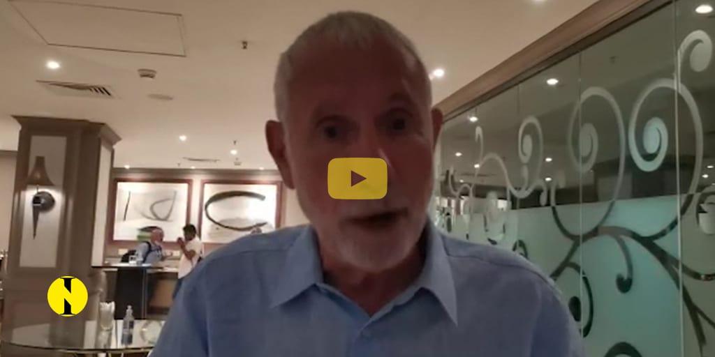 [Vidéo ] Michael Glover attristé de l'état du sport à Maurice