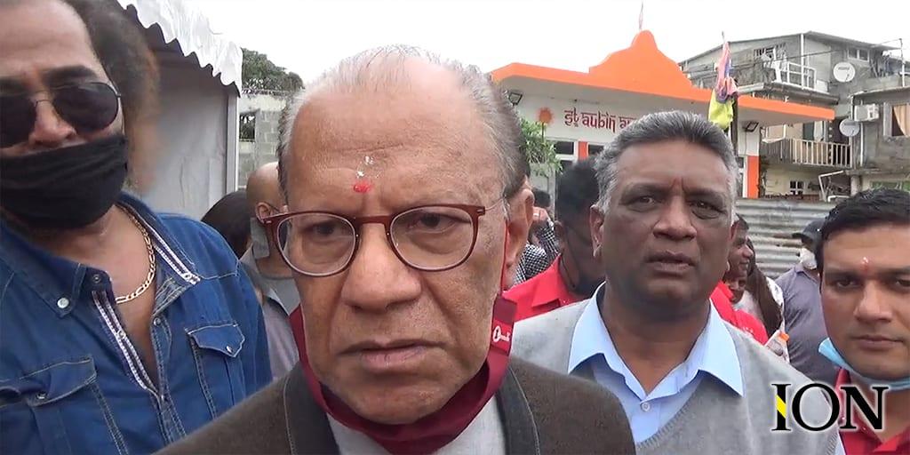 [Vidéo] Navin Ramgoolam critique à nouveau les frais de quarantaine