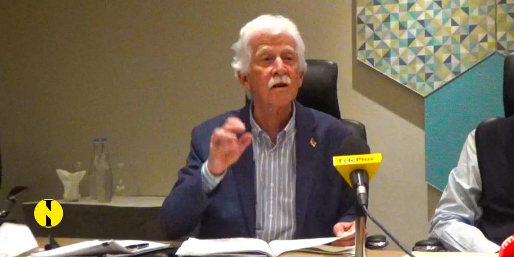 Paul Bérenger : « Je demande à Arvin Boolell de reprendre sa lettre de démission »
