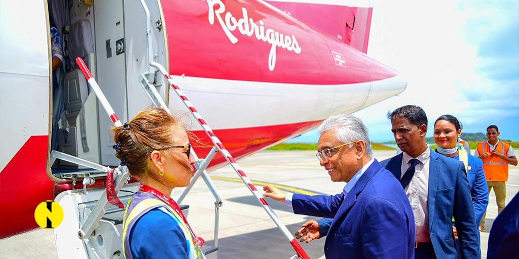 Autonomie de Rodrigues : Pravind Jugnauth prend l'avion ce vendredi