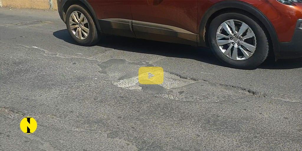[Vidéo] A Rose-Hill : A quand le ré-asphaltage des rues ?