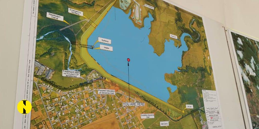Rivière-des-Anguilles Dam : Les soumissionnaires ont jusqu'au 25 novembre pour faire leur offre