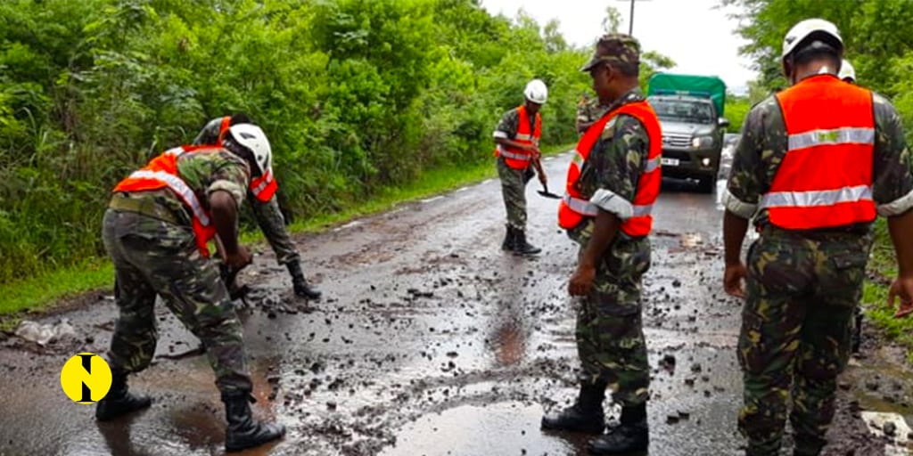 Chamarel : Rs 337 millions pour contrer les glissements de terrain