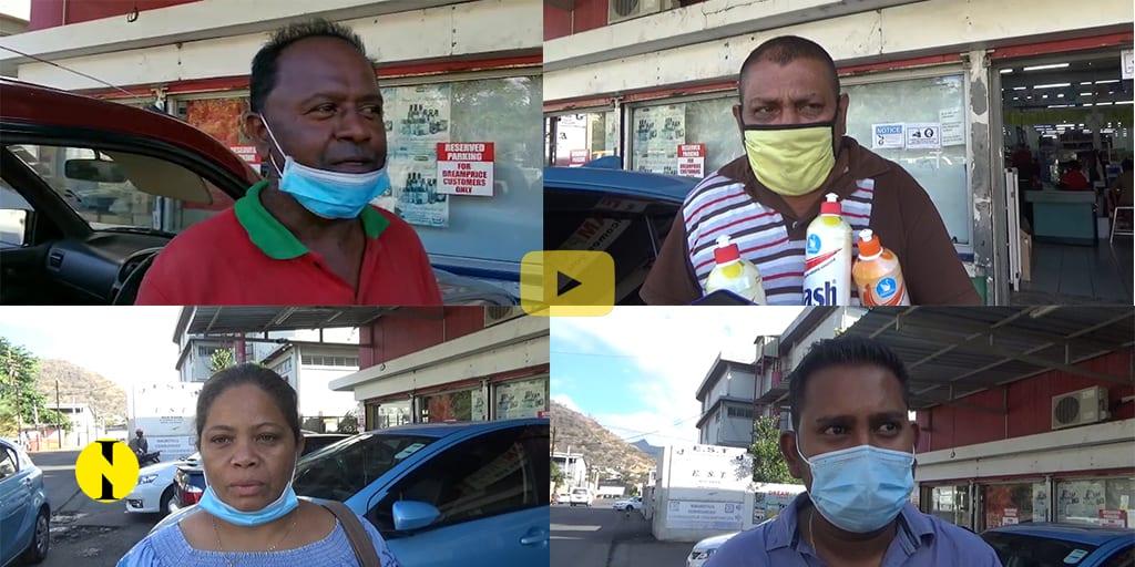 [Vidéo] Pouvoir d'achat :  Le Mauricien moyen revoit ses habitudes de consommation