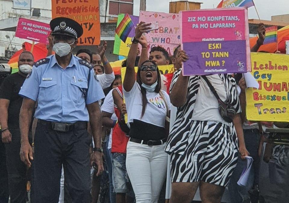 LGBT-phobie : La communauté réitère sa demande de révision des lois