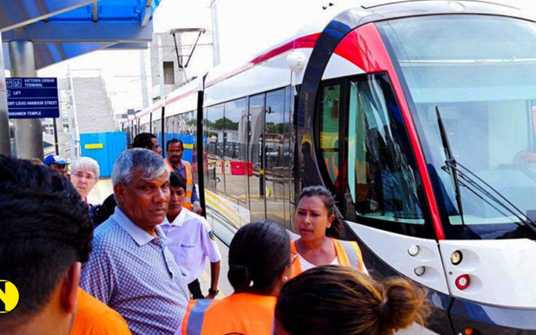 Le Metro Express desservira jusqu'à 23 heures le 31 décembre