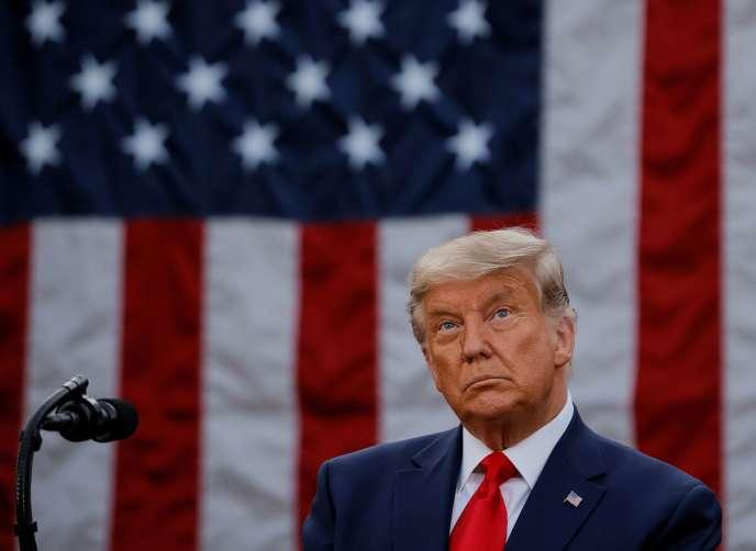 Elections américaines 2020 : Donald Trump fait pression sur des responsables républicains pour modifier les résultats