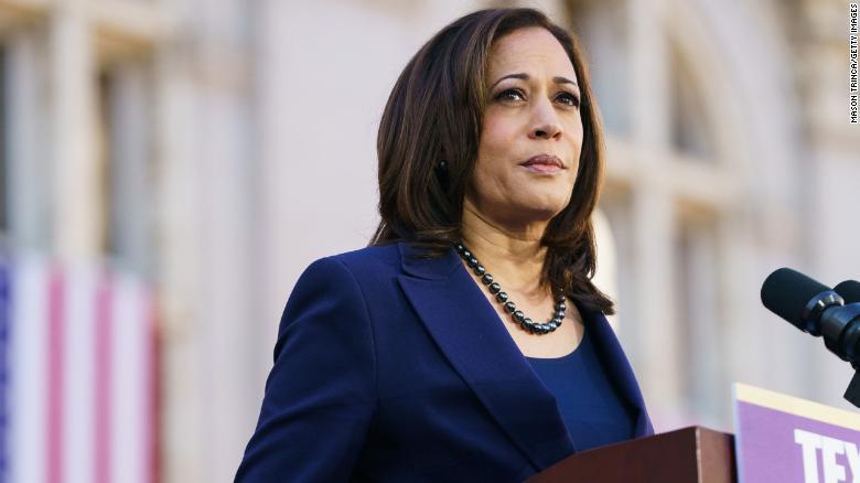 Kamala Harris devient la première femme vice-présidente des États-Unis