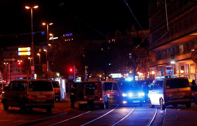 Autriche : au moins deux victimes dans une « attaque terroriste » à Vienne