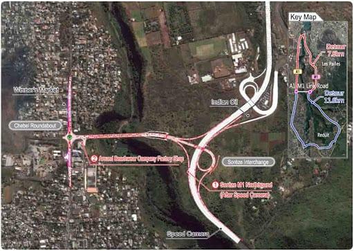 Projet A1-M1: Le ministère des Infrastructures publiques s'oppose à des réclamations de Rs 159 M