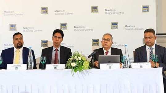 La Maubank propose le SME Lokal Boost