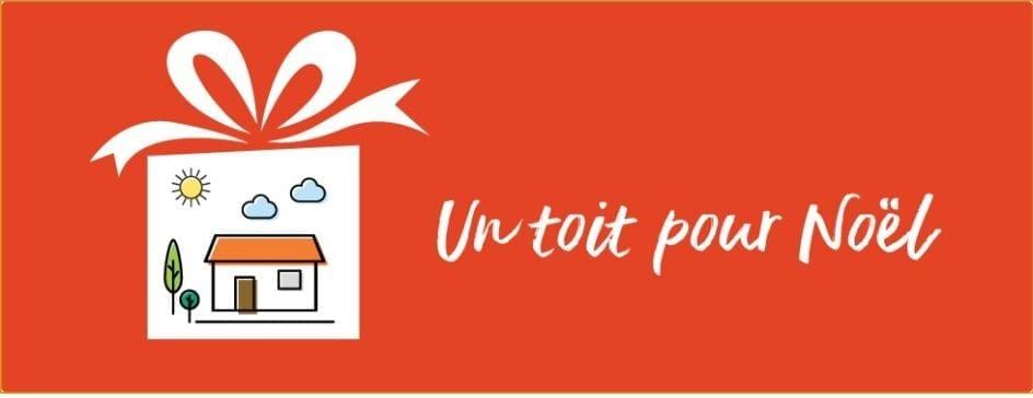 Un toit pour Noël : Caritas organise une collecte de fonds