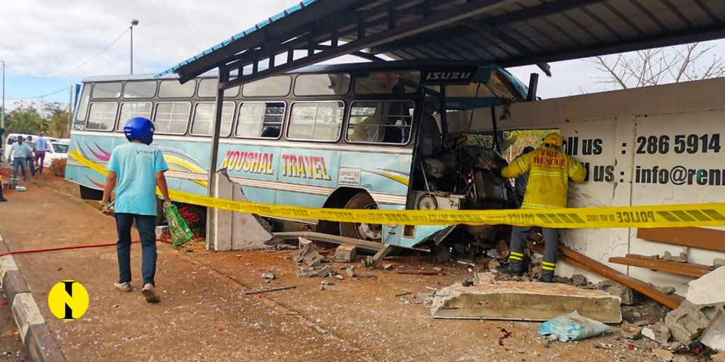 Accident à Pailles : Le rapatriement des victimes discuté lors d'une réunion