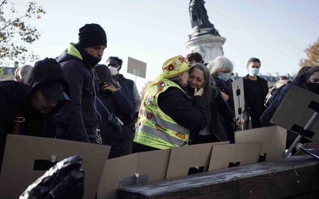 [France] Loi « sécurité globale » : 133 000 manifestants selon le ministère de l'intérieur, 500 000 selon les organisateurs
