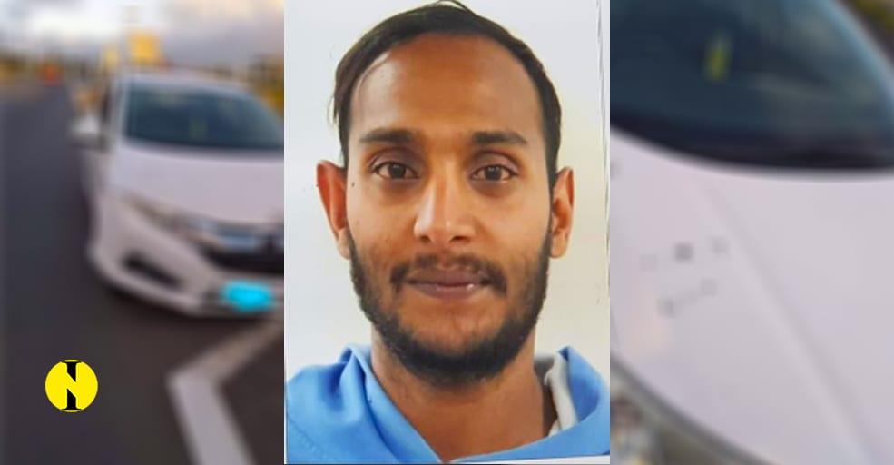 Wazil Ally Meerkhan s'est rendu à la police