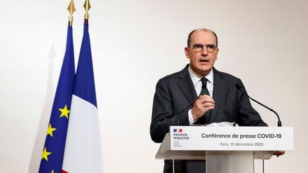 France : Couvre-feu à 20 h, Noël sauvé, Nouvel An sacrifié, lieux culturels fermés…