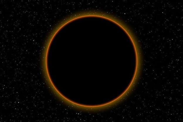 Une éclipse solaire prévue aujourd'hui