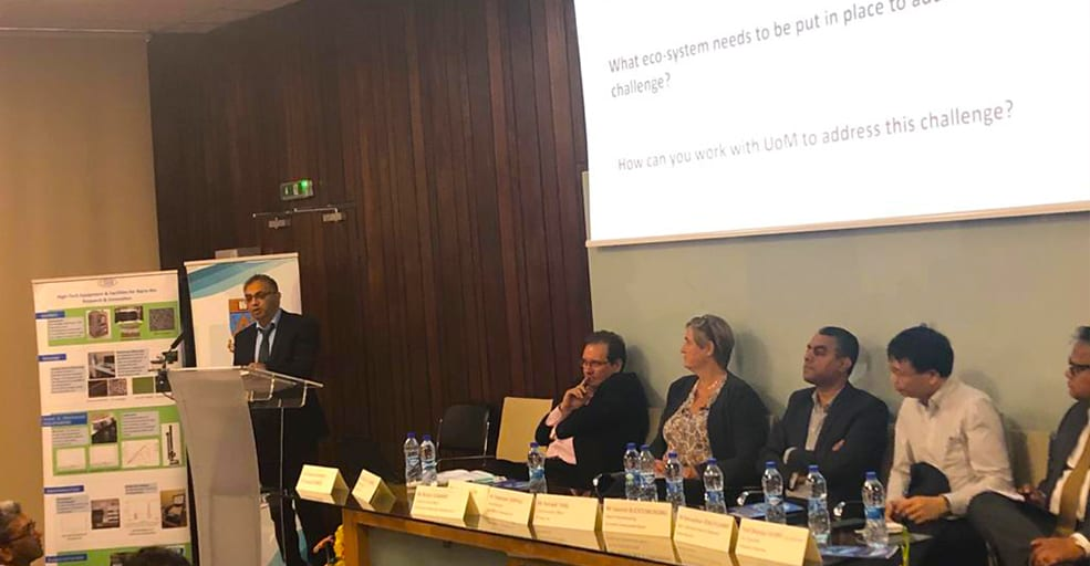 UoM Innovation Week : La MCCI consolide le partenariat académie et industrie