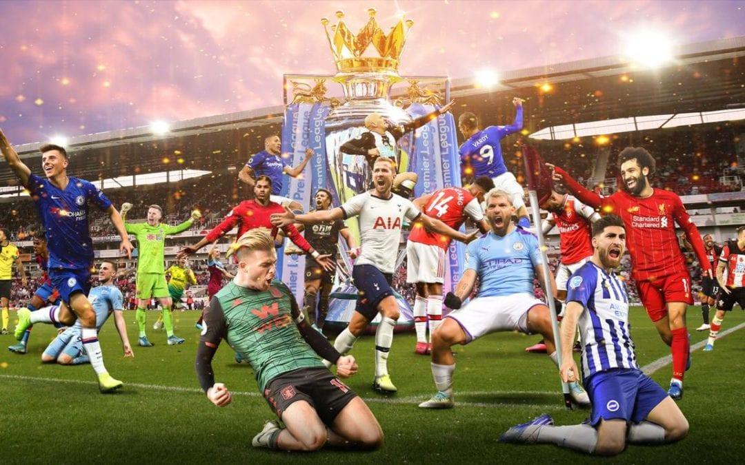 Premier League : Les équipes du haut de tableau en action