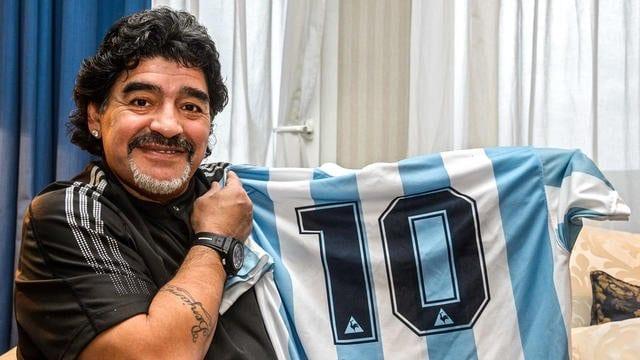 [Monde] Argentine: des tests de paternité pourraient être réalisés sur le corps de Diego Maradona