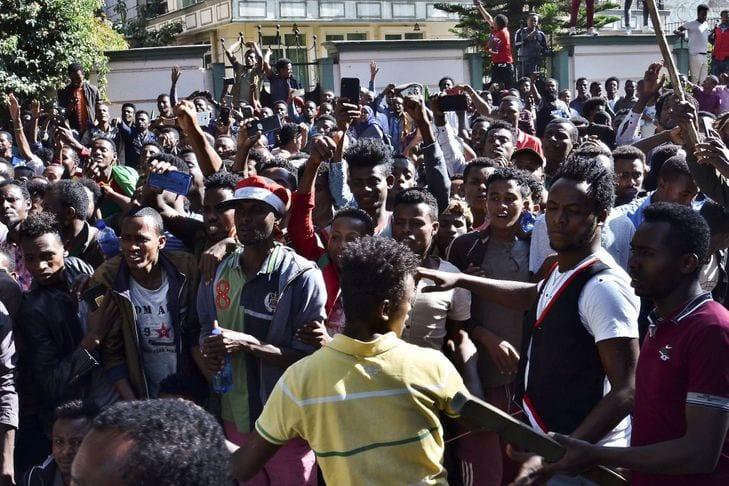 [Monde] En Ethiopie, plus de cent personnes tuées dans une attaque par des hommes armés