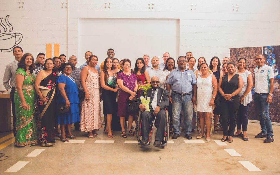 263 projets, dont 19 à Rodrigues, parrainés par Terra Foundation depuis sa création
