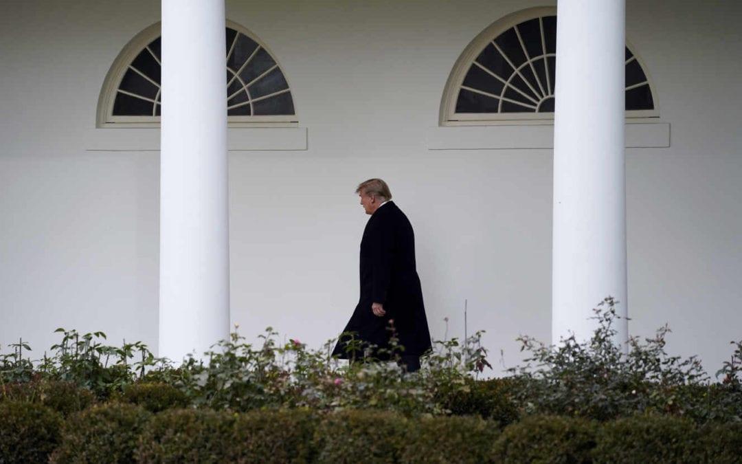 [Monde] Le Congrès balaie le veto de Donald Trump sur le budget de la défense