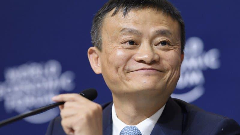 [Monde] Jack Ma, le patron d'Alibaba réapparait dans une vidéo