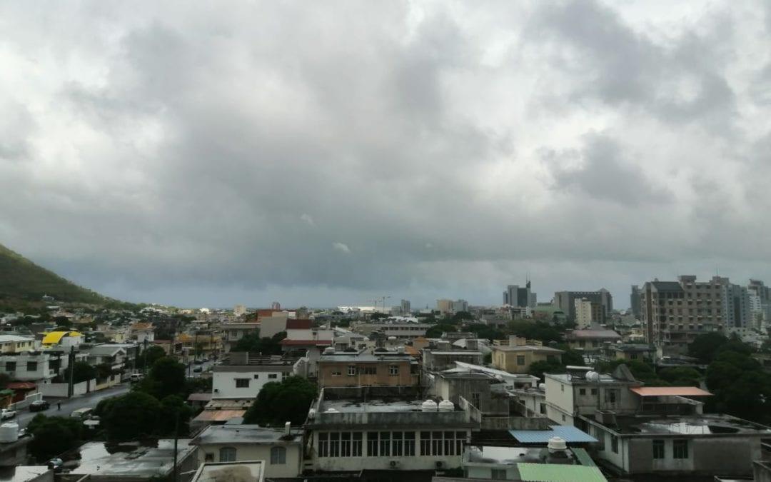 Météo : Nuages et averses dans l'après-midi