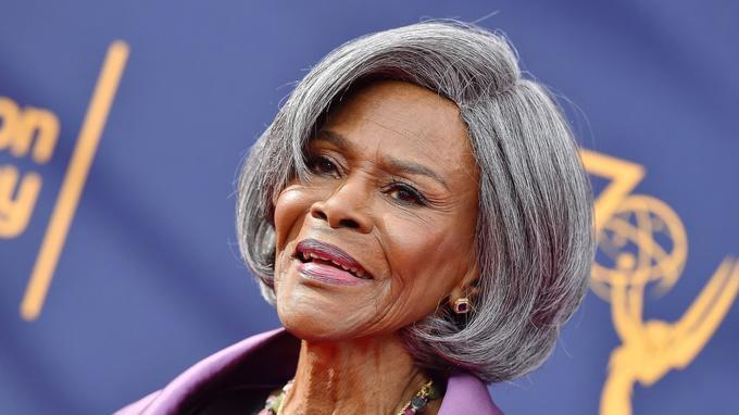 Mort de l'actrice Cicely Tyson à l'âge de 96 ans