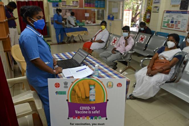 [Monde] Coronavirus : en Inde, un vaccin très politique