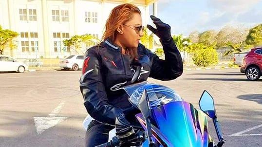 Accident à Belle-Vue-Harel : Une motocycliste succombe après trois jours d'hospitalisation